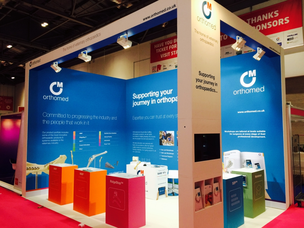 Exhibition Stand Regulations : Exhibition stand design build