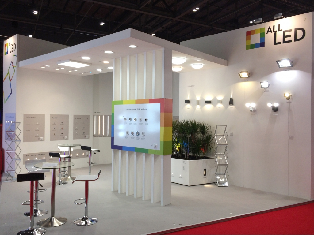 Exhibition Stand Lighting Equipment : Exhibition stand gallery stands event logistics