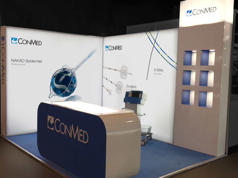 Exhibition Stands And Events : Exhibition stand design & build