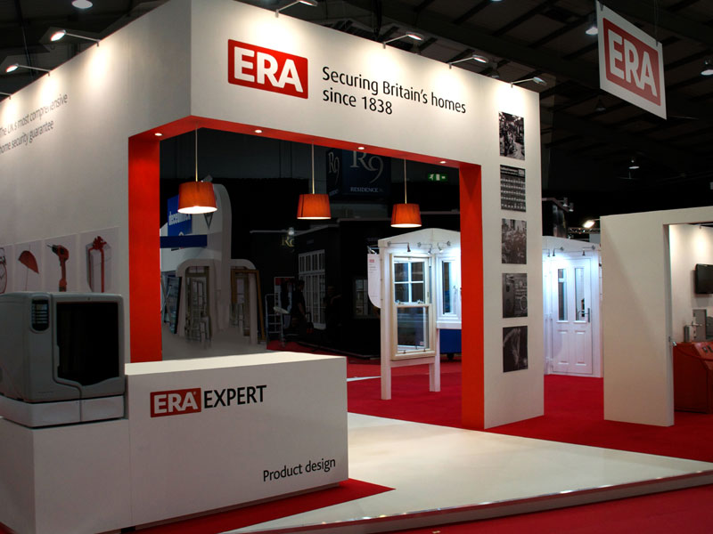 Expo Stand Brasile : Exhibition stand design build